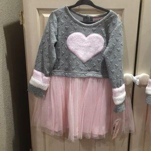 NWT little lass boutique dress size 4T